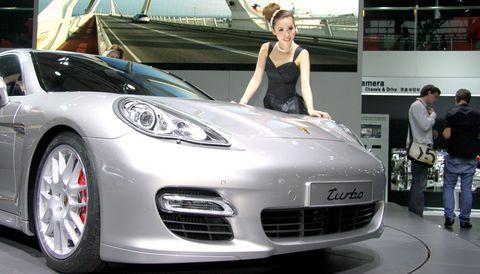 Porsche-panamera in Porsche Panamera: Jubiläum für den Gran Turismo