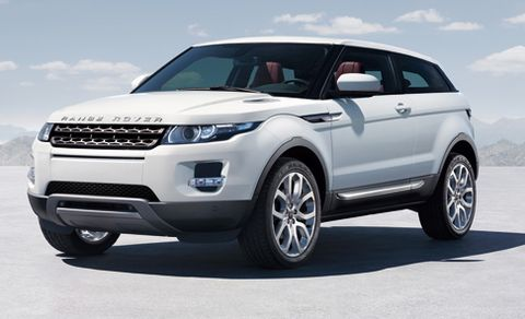 Range-rover-evoque in