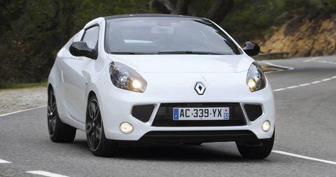 Renaultwind1 in Renault Wind: Coupé-Roadster mit versenkbarem Hardtop