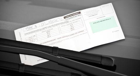 Strafzettel in Euro-Länder kassieren 52 Millionen an KFZ-Bußgeldern