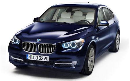 BMW 5er Gran Turismo XDrive 2 in BMW 5er Gran Turismo: Die Details der neuen xDrive-Allrad-Modelle