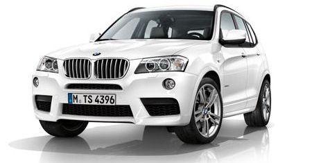 BMW X3 M Sportpaket 2 in BMW X3 (F25): Der Neue kommt direkt mit M-Sportpaket