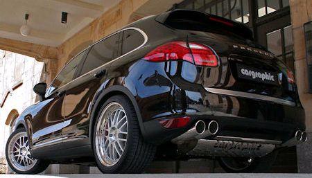 Cargraphic Porsche Cayenne Diesel KTC 300 2 in