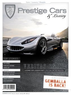 Cover-PRESTIGE-CARS-Sommer-20103 in PRESTIGE CARS – Summer 2010 – Out now!