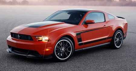 Ford Mustang Boss 302 2 in