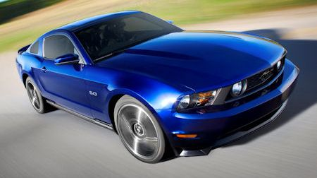 Ford Mustang GT 2 in