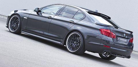 HAMANN-BMW-5er 2 in Hamann gibts dem BMW 5er (F10)