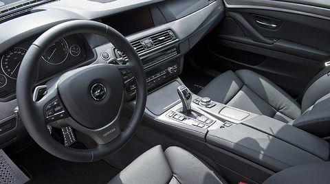 HAMANN-BMW-5er 3 in Hamann gibts dem BMW 5er (F10)