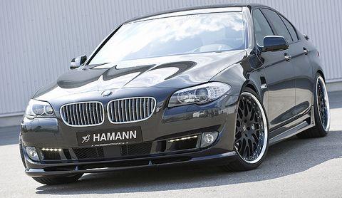 HAMANN-BMW-5er 4 in Hamann gibts dem BMW 5er (F10)