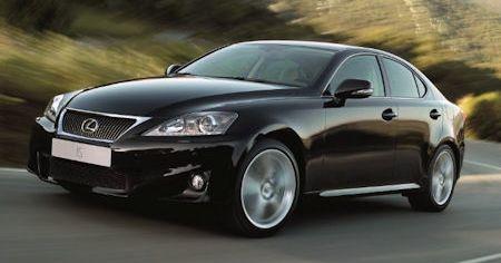 Lexus IS 200d 2 in Lexus IS: Gestärktes Gewand und neuer Turbo-Diesel