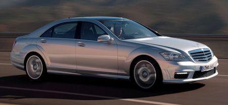 Mercedes S 65 AMG 2 in Mercedes S 65 AMG: Neue Stärke für die exklusive V12-Krönung