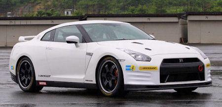 Nissan GTR Club Track Edition 2 in Nissan GT-R Club Track Edition: Der Renner nur für Club-Mitglieder