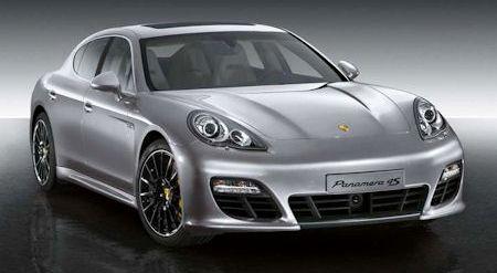 Porsche Panamera Sport Design Paket 2 in Porsche Panamera Turbo: Werks-Doping für den Schrei nach Power