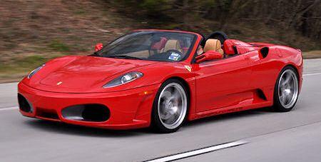 Underground Racing Ferrari F430 Twin Turbo 2 in Underground Racing Ferrari F430 Twin Turbo: 1.014 PS für den Anfang