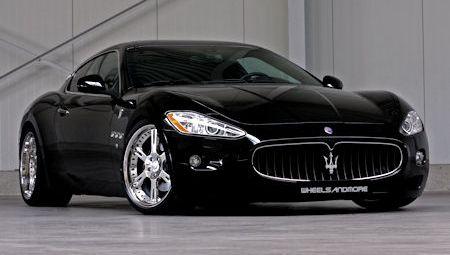 Wheelsandmore Maserati GranTursimo 2 in Maserati GranTurismo: Der Italian Job von Wheelsandmore