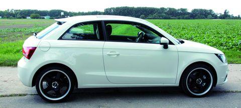 Audi-a1-azev in A1: Mehr Sportlichkeit für Audis Kleinsten