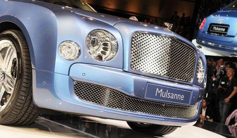 Bentley Mulsanne in Luxus-Produktion: VW überlässt Porsche die Regie