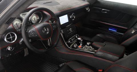 Brabus-sls-amg-5 in Leichter Mercedes SLS AMG von Brabus