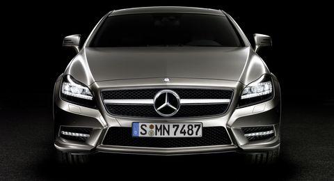 Cls-1 in Weltpremiere - neuer CLS von Mercedes-Benz