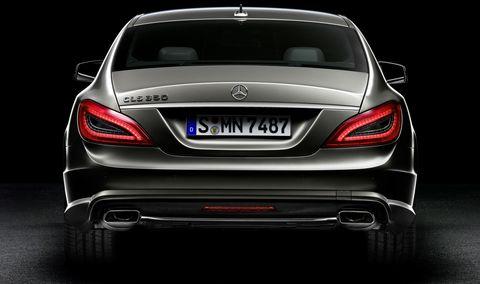 Cls-2 in Weltpremiere - neuer CLS von Mercedes-Benz