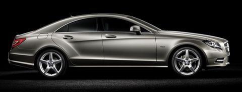 Cls-3 in Weltpremiere - neuer CLS von Mercedes-Benz