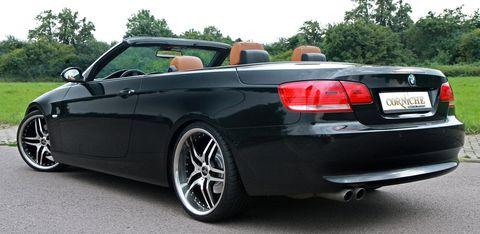 Corniche-vegas-3er-bmw in BMW 3er Cabrio: Open Air-Vergnügen auf großem Fuße