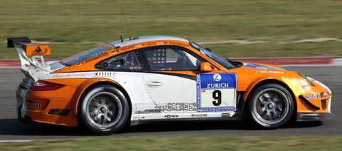 Gt3-r-hybrid-1 in Porsche schickt den 911 GT3 R Hybrid wieder ins Rennen