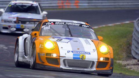 Gt3-r-hybrid-2 in Porsche schickt den 911 GT3 R Hybrid wieder ins Rennen