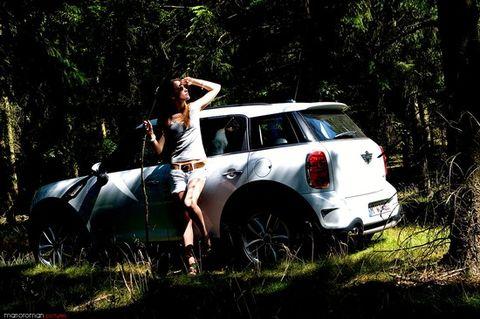Mini-countryman-3 in Fahrbericht: Mini Countryman Cooper S All 4 – der Minizilla unter den Mini's