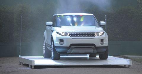 Range-rover-evoque-4 in Nürburgring: Range Rover Evoque im Härtetest