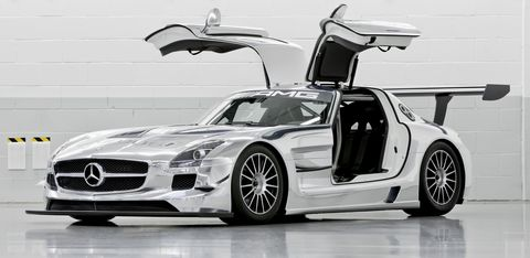 mercedes sls amg gt3 ist ab sofort zu haben prestige cars magazin automobile luxus menschen. Black Bedroom Furniture Sets. Home Design Ideas