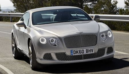 Bentley Continental GT 1 in