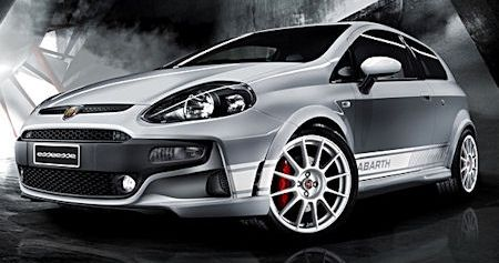 Fiat Punto Evo Abarth Esseesse 2 in