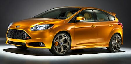 Ford Focus ST 2 in
