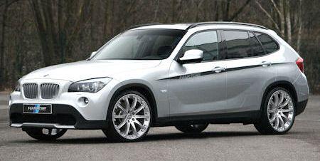 Hartge BMW X1 2 in Hartge BMW X1: Neues Kraftfutter für den Kompakt-SUV