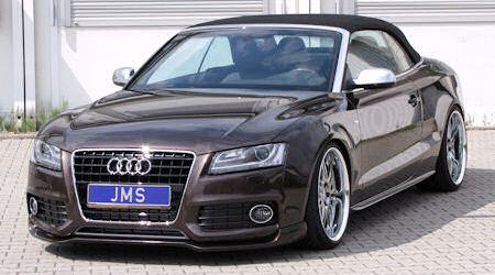 JMS Audi A5 Cabrio 2 in JMS Audi A5 Cabrio: Racelook für das Plus an Charakter