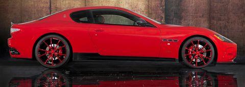 Mansory-Maserati-GranTurismo-3 in Maserati GranTurismo: Mansory feilt am Dreizack