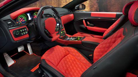 Mansory-Maserati-GranTurismo-8 in Maserati GranTurismo: Mansory feilt am Dreizack