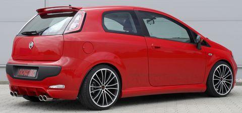 NOVITEC-PunEvo-Pic02 in Alarmstufe Rot: Novitec Tuning für den Fiat Punto Evo