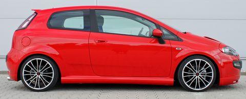NOVITEC-PunEvo-Pic03 in Alarmstufe Rot: Novitec Tuning für den Fiat Punto Evo