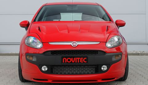 NOVITEC-PunEvo-Pic04 in Alarmstufe Rot: Novitec Tuning für den Fiat Punto Evo