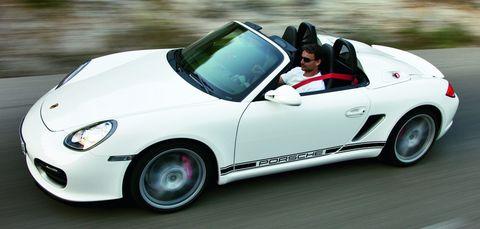 Porsche-Boxster-Spyder-1 in Porsche Boxster Spyder: Best Handling Car