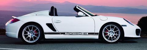 Porsche-Boxster-Spyder-2 in Porsche Boxster Spyder: Best Handling Car