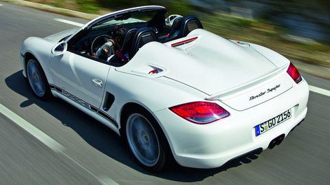 Porsche-Boxster-Spyder-3 in Porsche Boxster Spyder: Best Handling Car