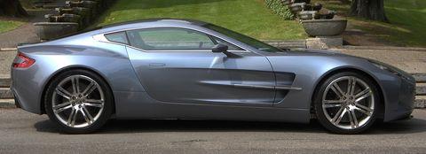 Am-One-77-1 in Aston Martin hat bei geplantem Börsengang keine Eile