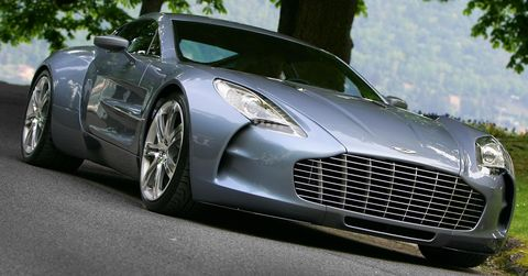 Am-One-77-2 in Aston Martin hat bei geplantem Börsengang keine Eile