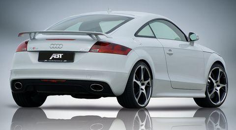 Audi-abt-tt-rs1 in Abt verleiht dem TT RS starke Flügel