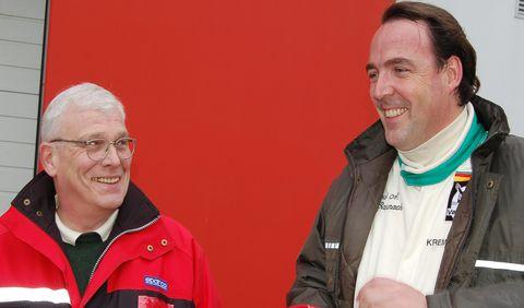 Baunach-und-kremer in Kremer Racing: Eberhard Baunach übernimmt das Steuer