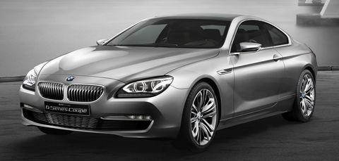 Bmw-6er-1 in Erste Bilder: BMW Concept 6 Series Coupé