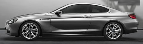 Bmw-6er-5 in Erste Bilder: BMW Concept 6 Series Coupé